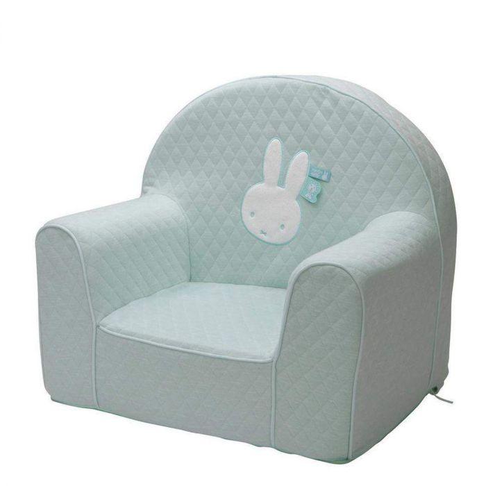 Stoeltjes Voor Baby.Baby Budget Nijntje Fauteuil Mint Safari Baby Budget