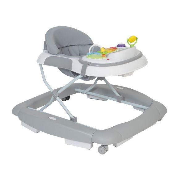 Baby Budget Loopstoel Topmark Max 2 In 1 Grijs Incl